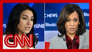 Kamala Harris rips Tulsi Gabbard's Fox News appearances