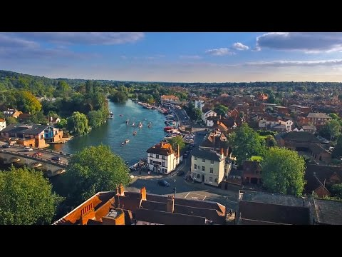 Henley on Thames • The Henley Royal Regatta Town | European Waterways