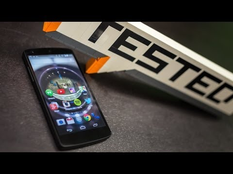 Tested In-Depth: Google Nexus 5 Review