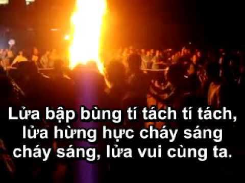 Vui ánh lửa trại - Phiên bản Trường THPT Thăng Long