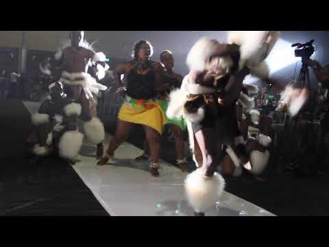 INDLONDLO ZULU DANCERS