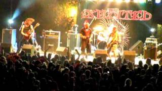 The Exploited - Noize Annoys (Antifest 2009 live)