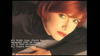 Cathy Dennis - All Night Long (Touch Me)  Certification: Gold (US)