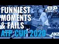 Funniest Moments & Fails 😂 | ATP Cup 2020