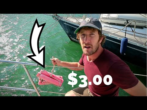 A Simple Trick to Help You Moor Your Boat   ⛵ Sailing Britaly ⛵