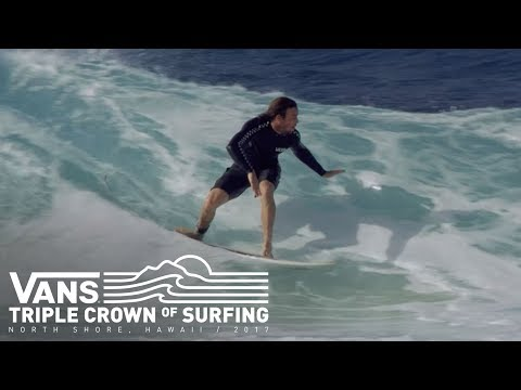 Double Shaka with Dylan Graves: Final Episode | Vans Triple Crown of Surfing | VANS
