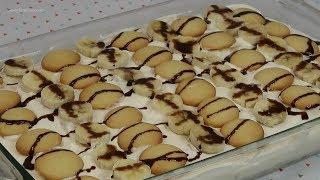Delicioso Postre de Bananas - Recetas en Casayfamiliatv