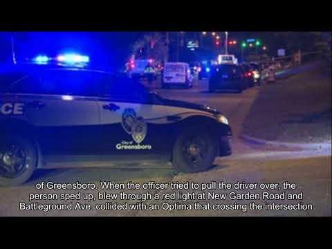 Names of 5 People Killed In Greensboro Crash Involving Stolen Car Released