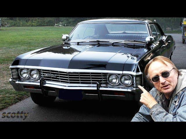 Black 4 Door 1967 Chevrolet Impala 350 V8 Project Car Hot Cars