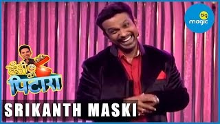 Srikanth Maski Best |  Hindi Comedy 2016