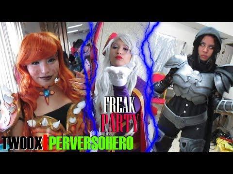 FREAK PARTY / TWOOX - PERVERSOHERO