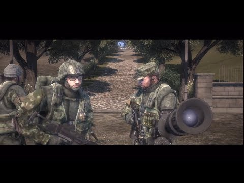 Battlefield: Bad Company - Campaign - Par for the Course - Part 1 of 2