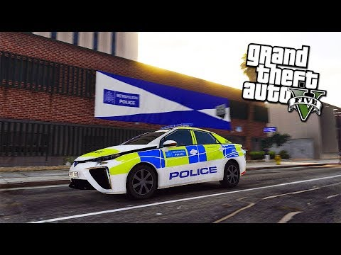 GTA 5 MODS UK POLICE | LSPDFR: THE BRITISH WAY #166 (GTA 5 REAL LIFE POLICE MOD)