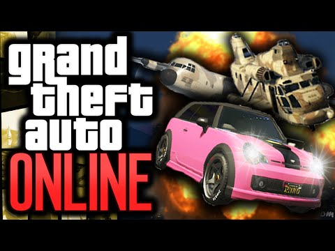 GTA 5: Online - Mini Cooper Challenge! - #3 - (GTA 5 Funny Moments)