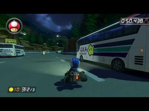 N64 Toad's Turnpike - 1:39.113 - AI (Mario Kart 8 World Record)