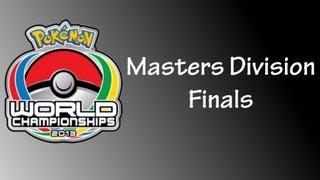Pokemon World Championships 2013 Finals - Masters