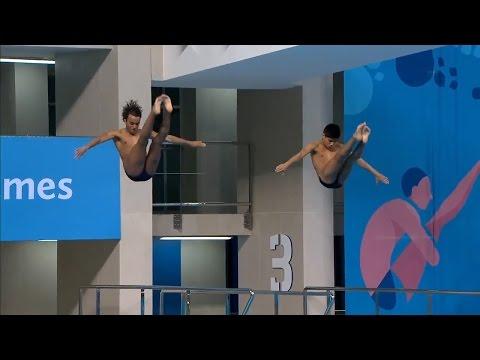 Baku 2015 European Games - 3m Vippe Syncro (M) - Finalen - fra TV2 Sport