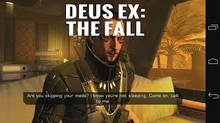Deus Ex The Fall Review Android is the latest AAA title in the Deus Ex franchise and The Fall is the first mobile Deus Ex game How does it fare Very well