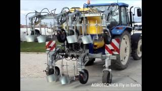 LOCALIZADOR DE HERBICIDA -  Agrotécnica Fly In Earth
