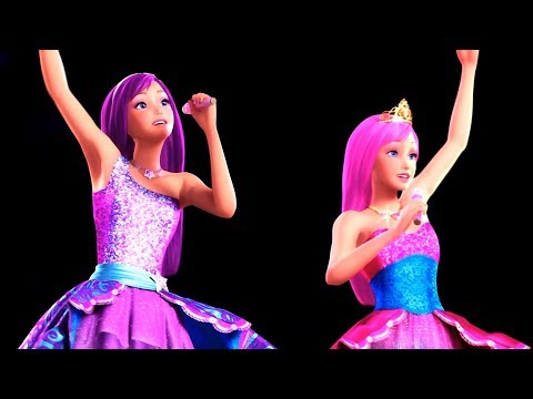 Barbie: The Princess & the Popstar -