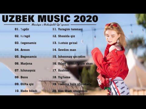Слушать песню TOP 100 UZBEK MUSIC 2020 - Узбекская музыка 2020 - узбекские песни 2020