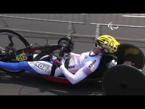Day 7 evening   Cycling road highlights   Rio 2016 Paralympic Games