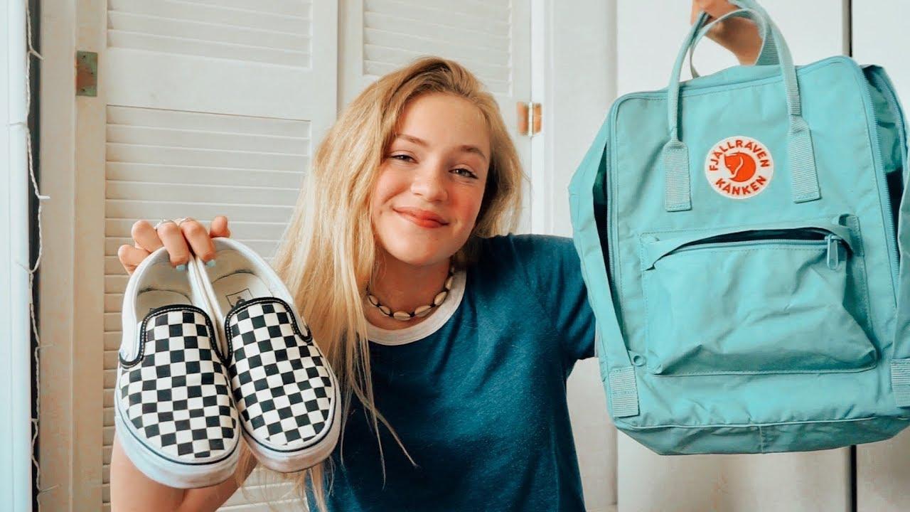 Wonderbaarlijk LENTE / ZOMER SHOPLOG! ☆ HAUL | Liv Catharina - YouTube RD-39