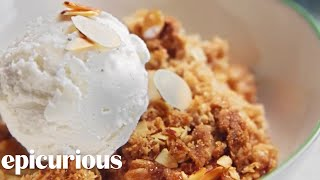 Meet This Party-Sized, Holiday-Ready Apple Cranberry Crisp  Epicurious
