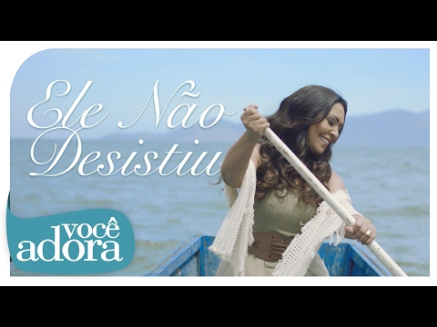 Rose Nascimento - Ele Não Desistiu Álbum Questão de Honra