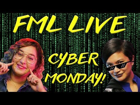 Cyber Monday Gift Guide Live Event // FML Live | Snarled