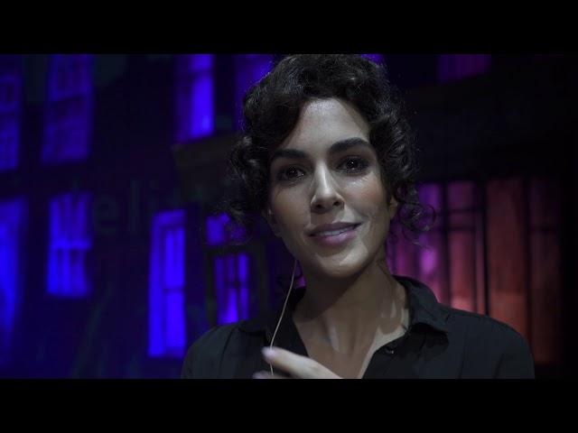 Rocío Muñoz Morales in Sherlock Holmes e i delitti di Jack lo Squartatore