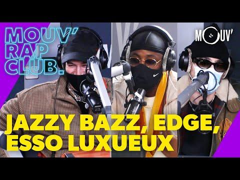 Youtube: JAZZY BAZZ, EDGE & ESSO LUXUEUX: le projet Private Club, leurs trajectoires respectives…