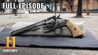 Found: JESSE JAMES PISTOL UNCOVERED (S1, E2) | Full Episode | History