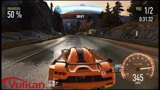 NFS: No Limits - Koenigsegg ccx | Graficos Vulkan mod (Json)