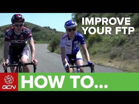 How To Improve Your FTP (Functional Threshold Power)
