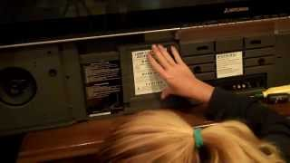 How To Replace a Rear Projection TV Lamp - Christina Bell