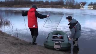 Ловля налима на донки. Река Клязьма. Сайт