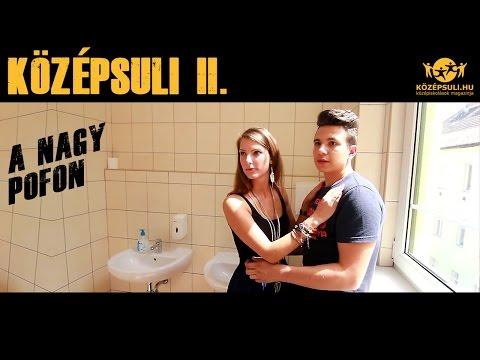 Youtube filmek - KÖZÉPSULI sorozat - 2. rész [KÖZÉPSULI TV]