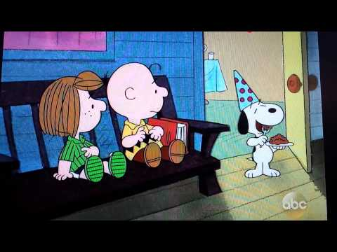 Charlie Brown's New Year's Resolution