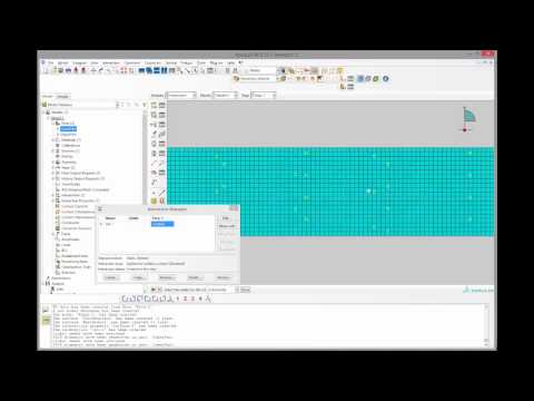 Fracture Mechanics: CLS Specimen VCCT Debonding in Abaqus Part 1: Strain Energy Release  Rate