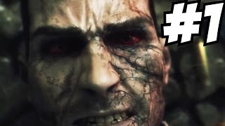 Zombi Gameplay Walkthrough Part 1 Let's Play Playthrough Review 1080p 60 FPS PS4 PC XBO