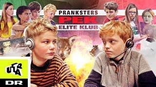 Smidt ud af skolen (1) | PEK - Pranksters Elite Klub | Ultra