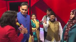 3 तलाक पर स्टूडियो में जोरदार बहस, महिलाओं से लड़ पड़े मौलवी! News Tak LIVE