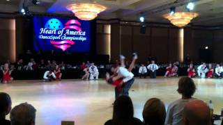 Swingsters Jam - 2011 Heart Of America Ballroom Dance Competition - Show