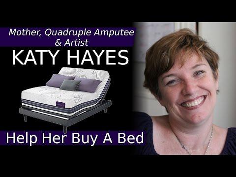 Katy Hayes Bed Campaign, GFM