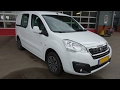 Peugeot Partner 120 1.6 BLUEHDI 100 L1 PREMIÈRE Navigatie(3901)