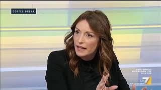 Lucia Borgonzoni (Lega) su TAV: 'Va rivista ma siamo favorevoli all'opera'