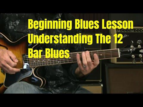 Beginning Blues Guitar Lesson