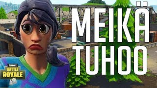 I TUHOSIN DAS SOCCER-SKIN TEAM! | Fortnite Battle Royale Australien