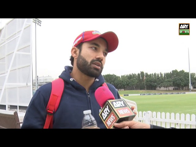 Mohammad Rizwan believes bouncing back from a defeat is important